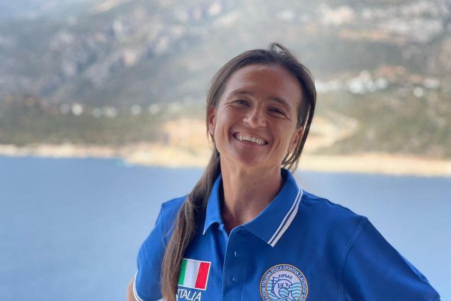 Apnea, Chiara Obino pronta alla sfida mondiale