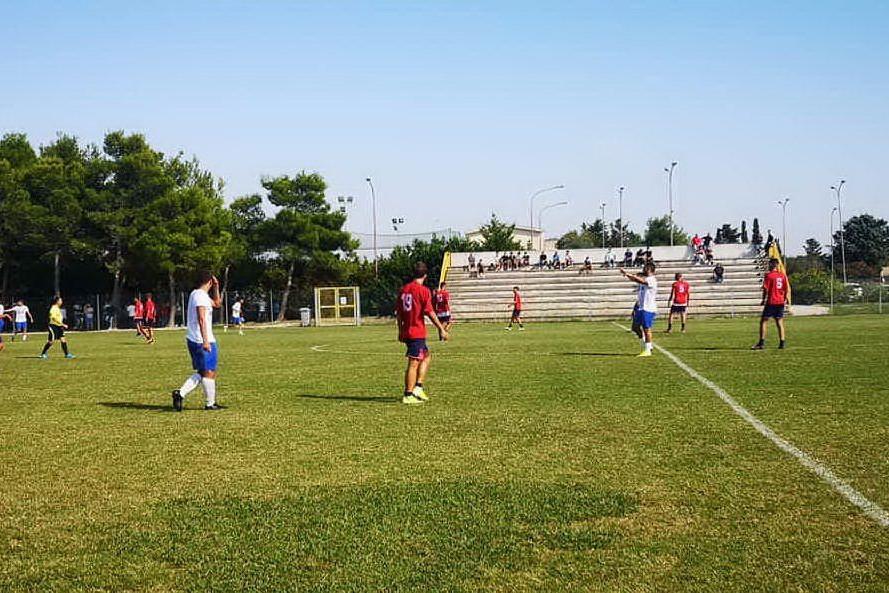 La Torres si prepara alla sfida col Carbonia: 9-0 al Cus in amichevole