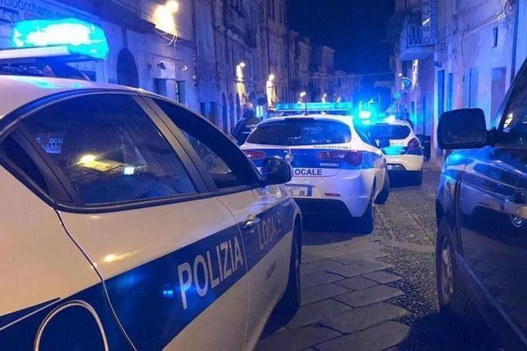 Furti e rapine, quattro episodi a Sassari in tre giorni