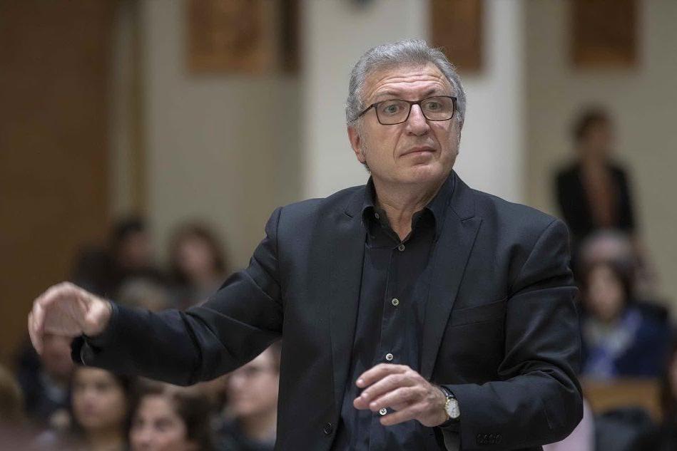 Donato Sivo (foto di Priamo Tolu concessa dal Teatro Lirico)