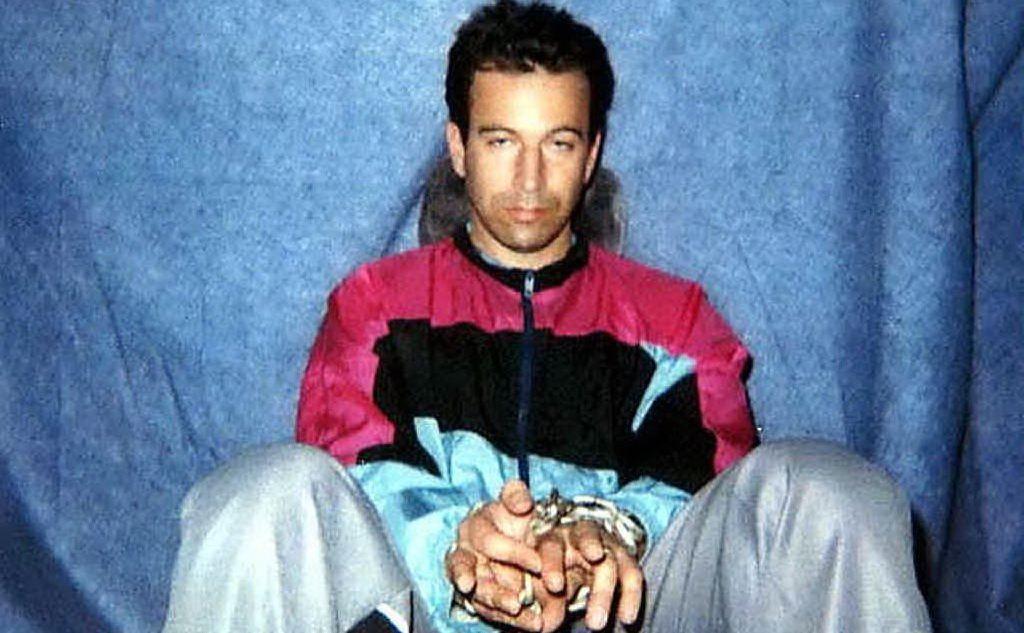 Daniel Pearl durante il rapimento