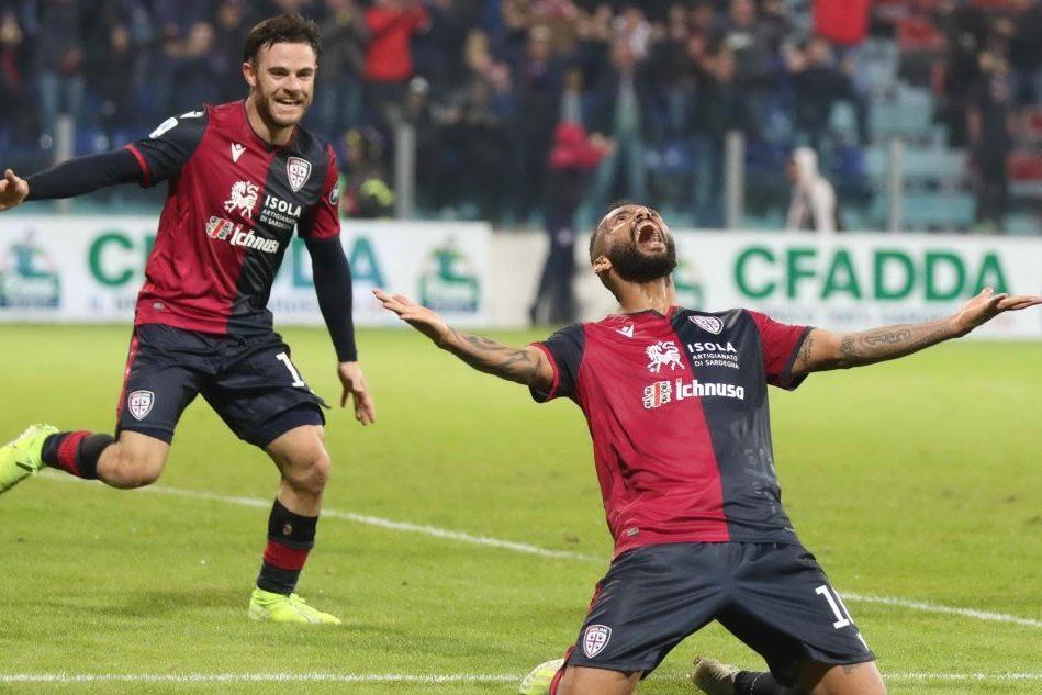 Cagliari-Sampdoria, le emozioni in radiocronaca