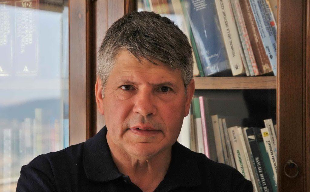 Renzo Canalis (foto L'Unione Sarda - Busia)
