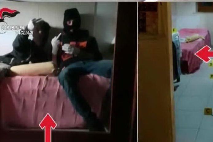 Piscinas, selfie nella camera del rapinato: 17enne a capo della banda