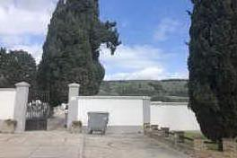 Il cimitero di Guamaggiore (foto Sirigu)