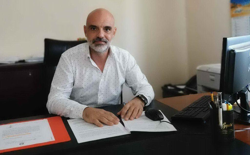 Fabiano Frongia (foto Sanna)