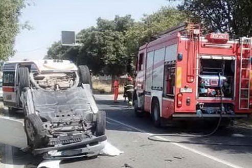 Selargius, scontro fra auto: muore un 18enne