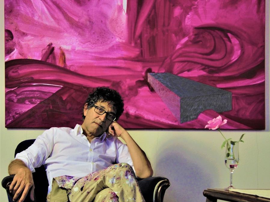 """Salvatore Garau, l'artista della sculturainvisibile: """"Do alle persone il potere della fantasia"""""""