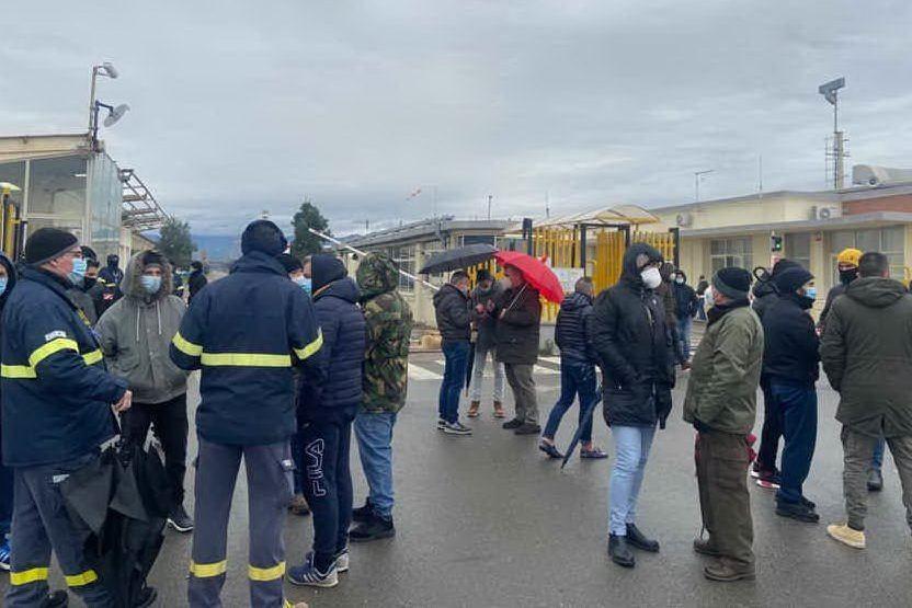 Eni: prima giornata di sciopero allo stabilimento di Macchiareddu