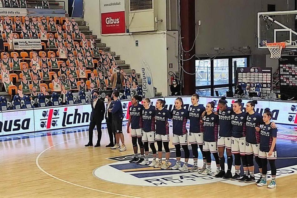 Basket femminile: salta Dinamo-Vigarano per alcune positività nella squadra ospite