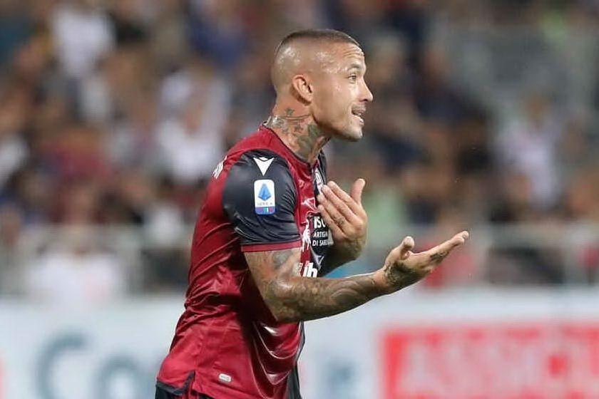Nainggolan torna a Cagliari: prestito fino a fine stagione