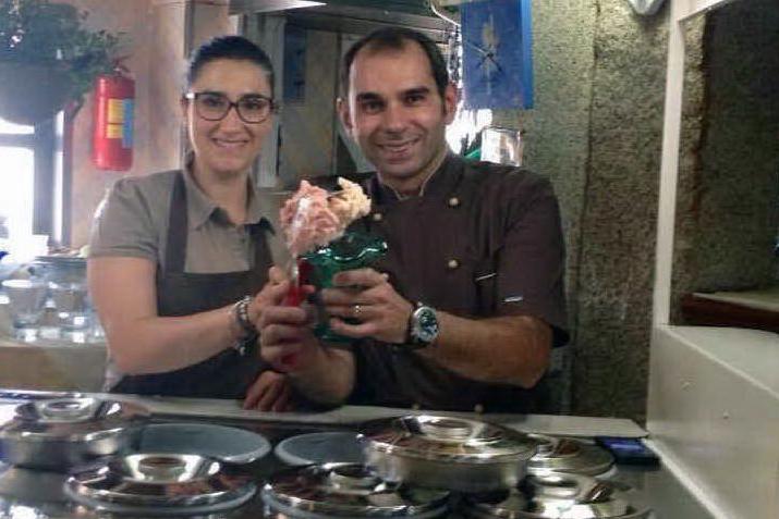 Per il Gambero Rosso la gelateria di Fabrizio Fenu di Marrubiu è la migliore della Sardegna
