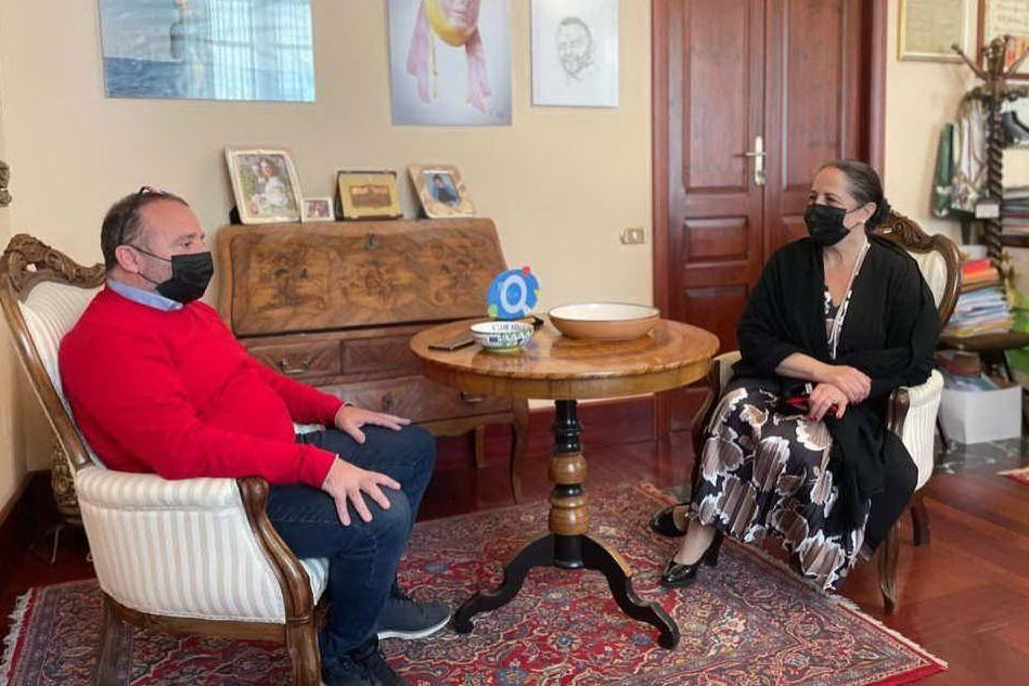 Oristano, Marcella Sotgiu nuovo assessore alle Attività produttive