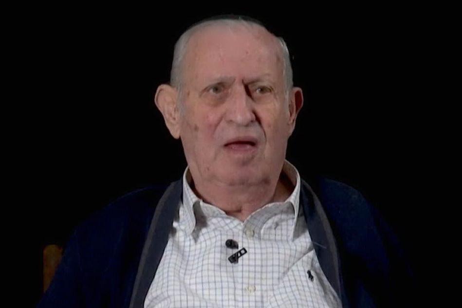 Auschwitz 75 anni dopo. La testimonianza di Avraham Gershon Binet