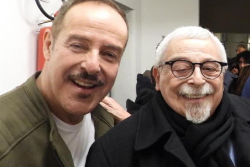 Addio a Giorgio Lopez, fratello di Massimo: era il doppiatore di Dustin Hoffman