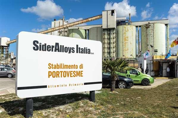 Sider Alloys:stabilimentiancora fermi, manca uncertificato ambiente