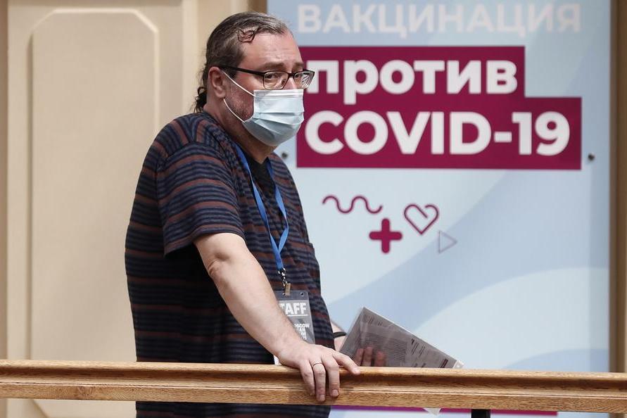 Covid, inRussia record di morti: 1.064 in24 ore