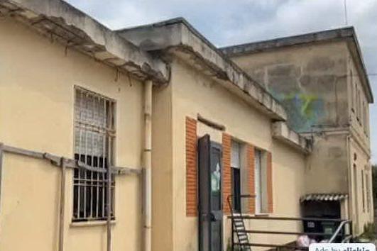 Cabras, crolla un solaio nella scuola materna