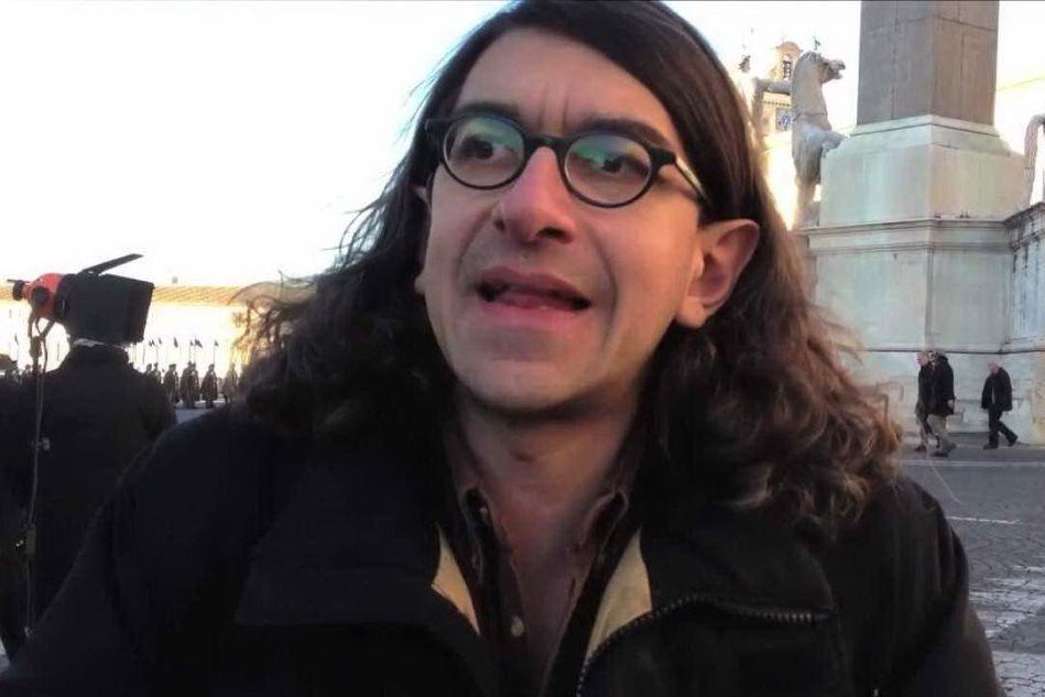 Gabriele Paolini (Ansa)