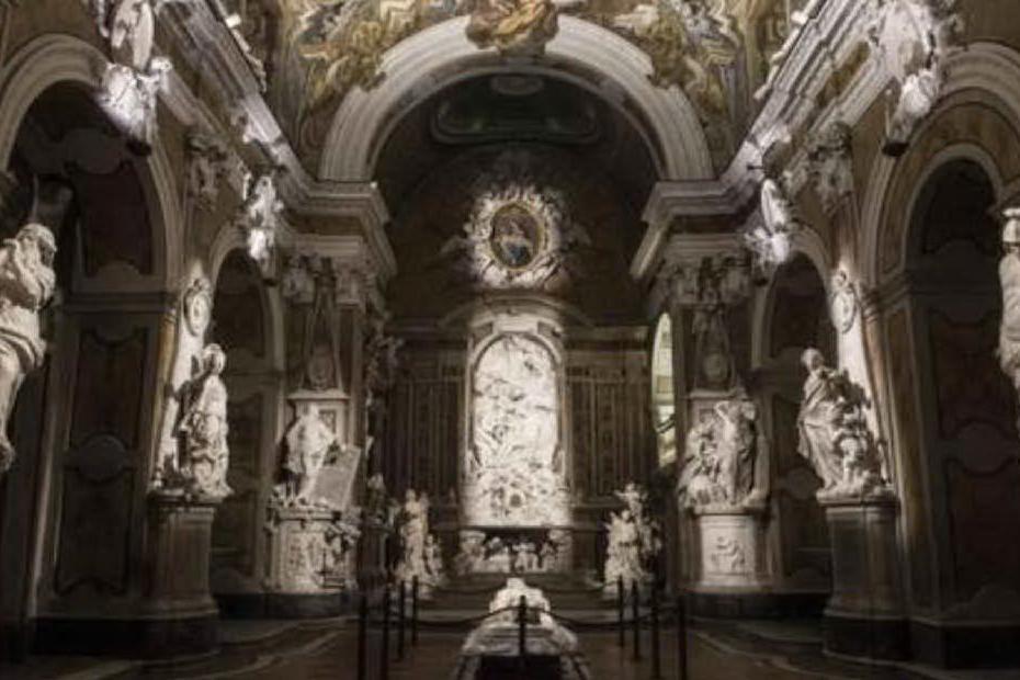 Il settimo principe di Sansevero, il mistero e il Cristo Velato