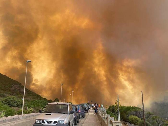 Incendi nell'Oristanese: la mappatura di Confartigianato sulle imprese danneggiate - L'Unione Sarda.it