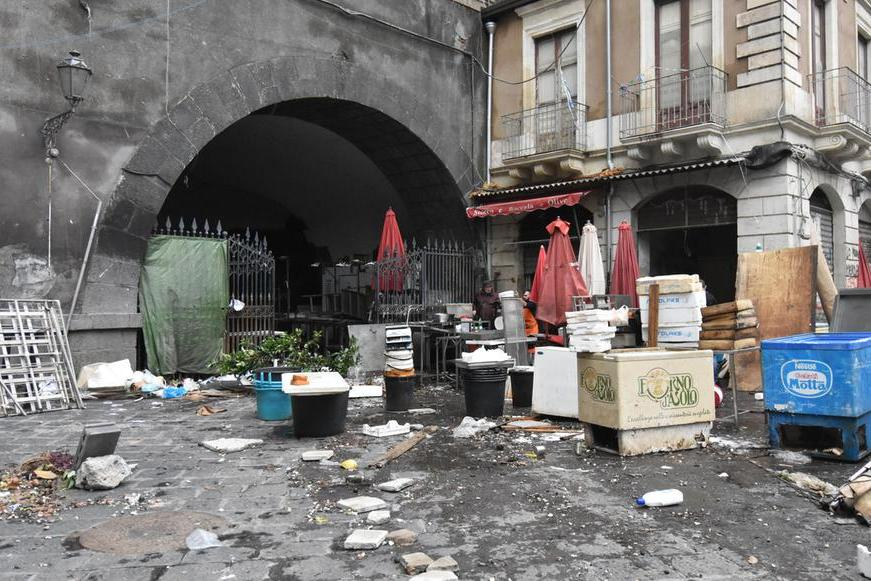 Catania, cresce la paura: il ciclone si sta trasformando in uragano