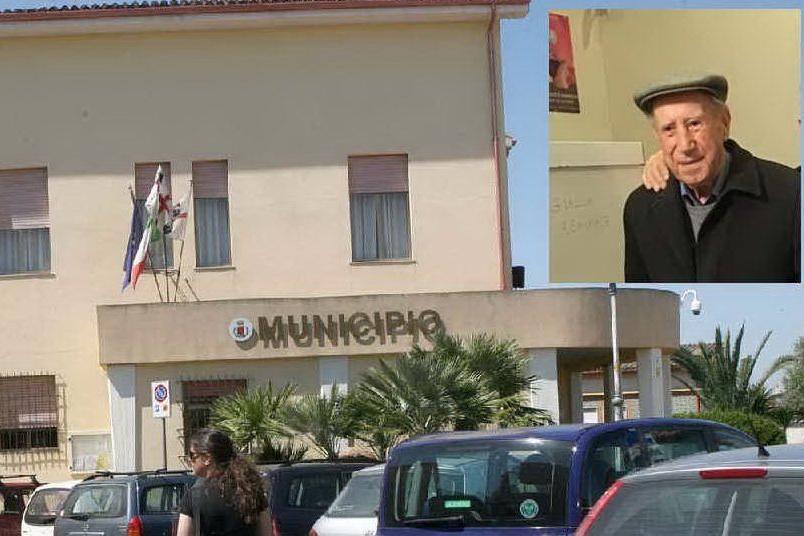 Ussana: i 103 anni di Gino Lilliu, l'elettore più anziano d'Italia
