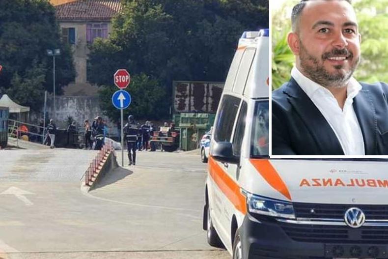 Schiacciato dal muletto, operaio 43enne muore a Sassari