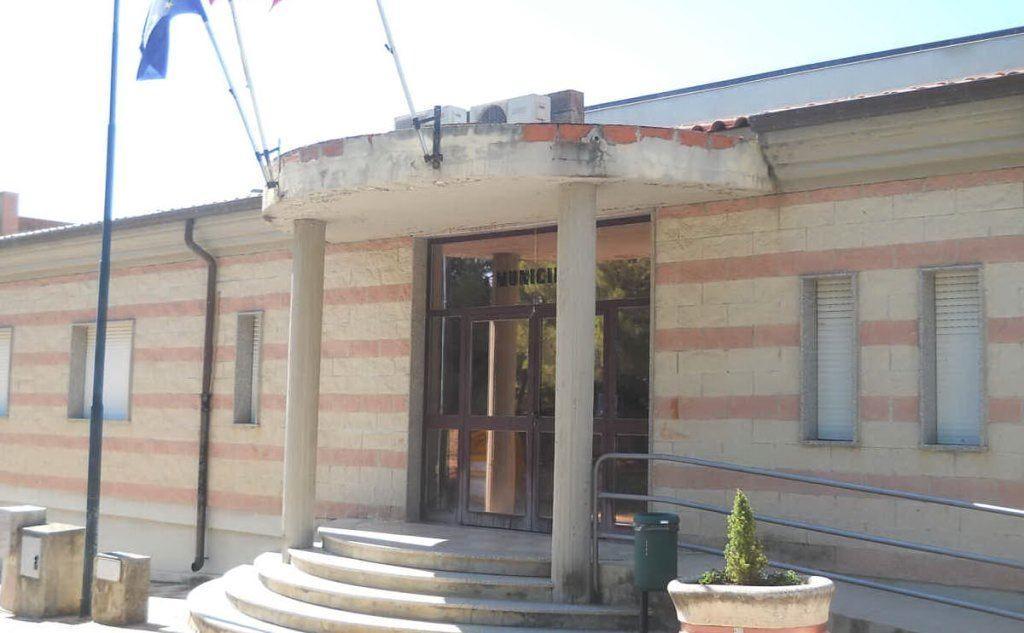 Il municipio di Mara (L'Unione Sarda - Caria)