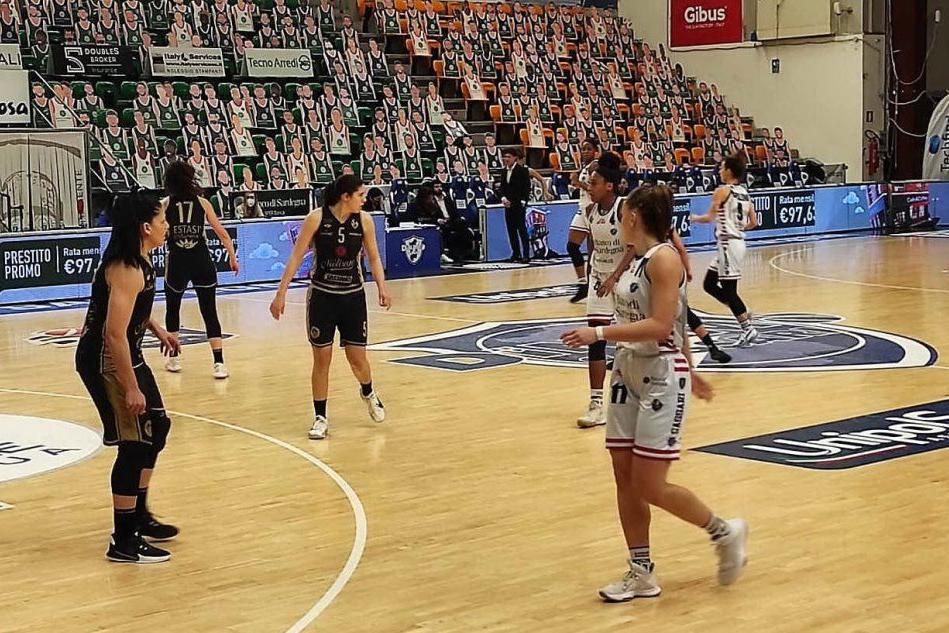 La Dinamo ospita il Geas di Sesto San Giovanni