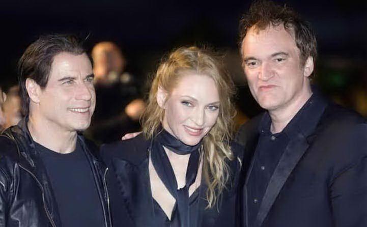 Con Quentin Tarantino e John Travolta