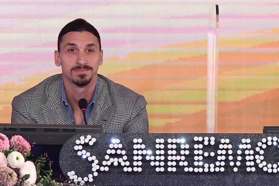 """Ibrahimovic: """"Al festival per rendere all'Italia ciò che mi ha dato"""""""