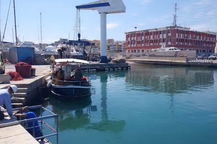 Porto Torres: ripartono i cantieri, porto turistico già al completo