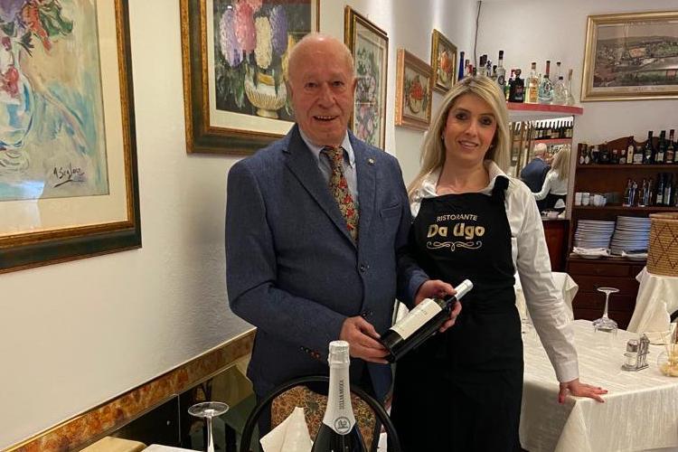 Castelsardo: addio aUgo Cossu, lo chef gentiluomo famoso nel mondo