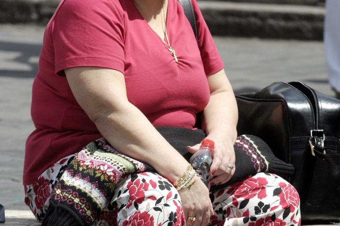 Sardi obesi: sono 160mila, 400mila in sovrappeso