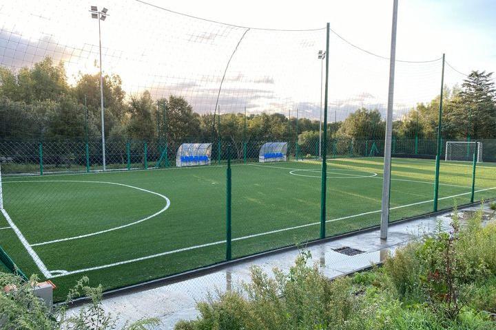 A Siapiccia l'inaugurazione del nuovo campo di calcio a 5