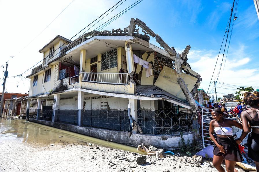 """Terremoto di magnitudo 7.2 scuoteHaiti: """"Oltre 200 vittime"""""""