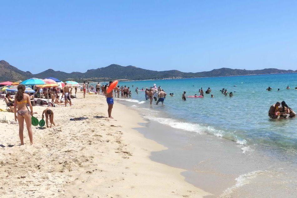 Muravera, spiagge col (quasi) pienone nel Sarrabus
