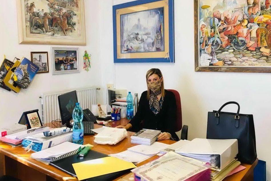 Paola Casula (foto Sirigu)