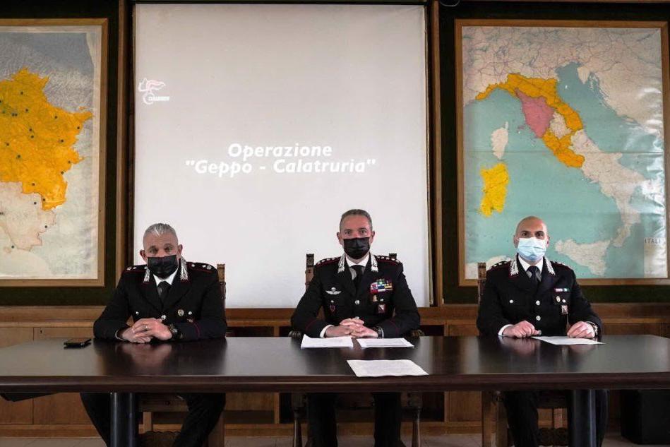 Droga e supporto alle cosche della 'ndrangheta: sei sardi in arresto