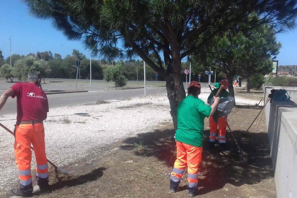 Carbonia, si torna al lavoro: riecco i cantieri per i disoccupati