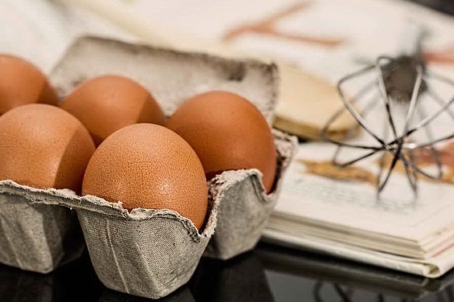 L'uovo è la star del carrello della spesa 2018, ecco i dati Coldiretti