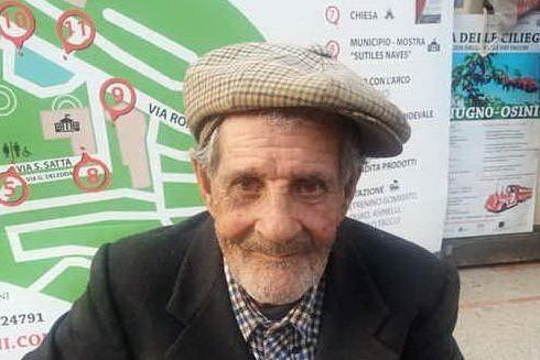 Ulassai: trovato nelle campagne il corpo di Luigino Serra, scomparso da un anno