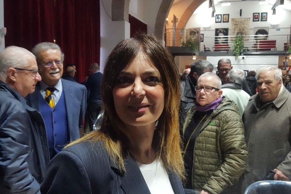 Macomer, la candidata sindaco Maria Luisa Muzzu si presenta ai cittadini