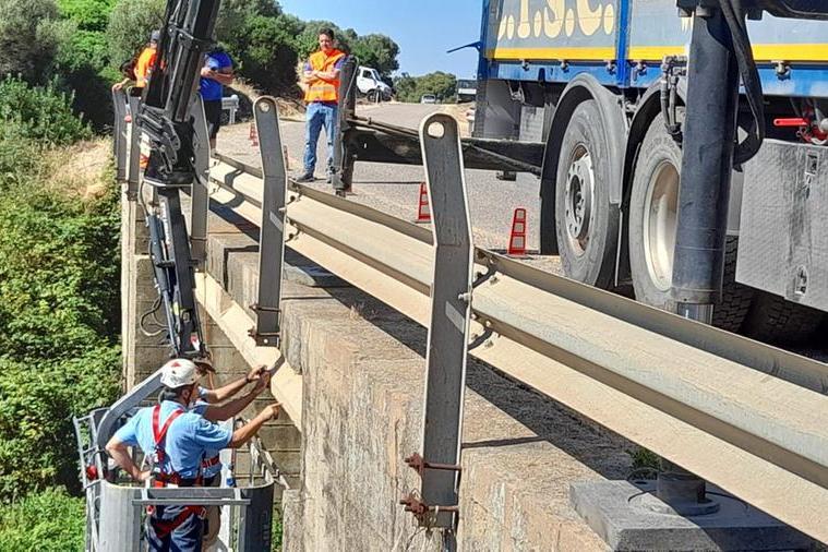 Villaurbana, 108mila euro totali per i lavori sul ponte di Florissa e nelle vie del centro abitato