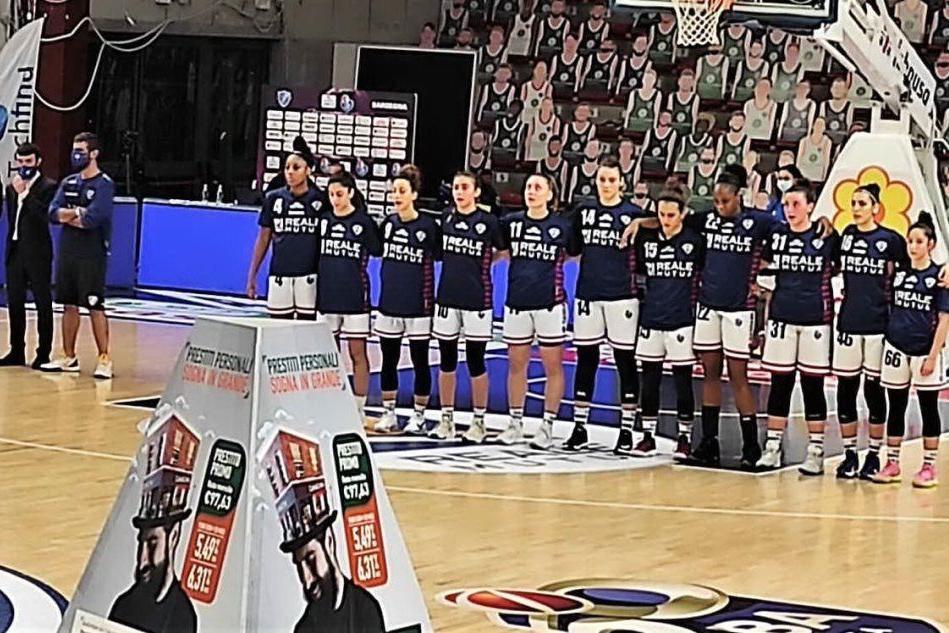 Basket femminile: la rinfrancata Dinamo ospita il Limonta