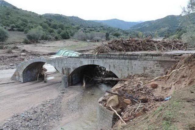 Orgosolo, dalla Regione un milione e mezzo per il ponte di Badu 'e Carru