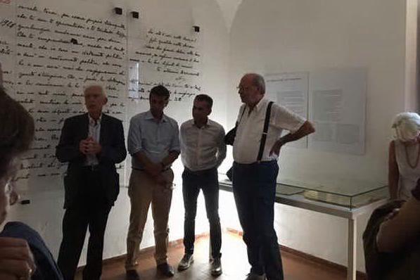 """""""Le riviste ritrovate"""": il nipote di Gramsci presenta la mostra a Ghilarza"""