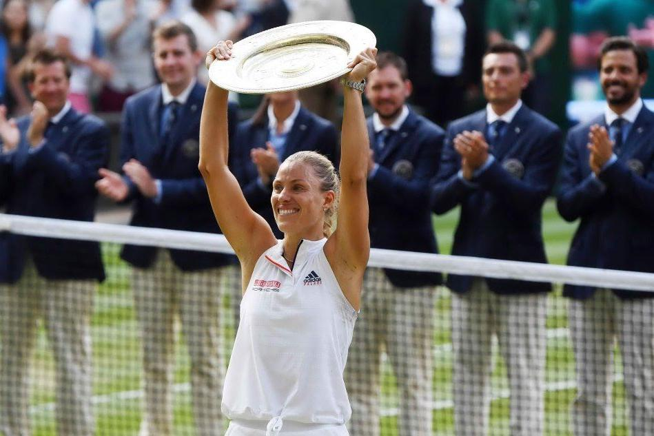 Keber è la nuova regina di Wimbledon: Williams ko in due set