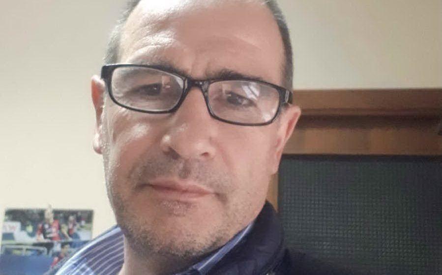 """Il candidato sindaco per la lista """"Insieme per Aritzo"""", Gualtiero Mameli (Foto D.Melis)"""